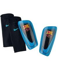 NIKE2 Chrániče Nike Mercurial Lite FC Barcelona L ČERNÁ - MODRÁ