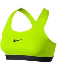 NIKE2 Podprsenka Nike Pro Classic L ŽLUTÁ - ČERNÁ