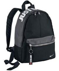 NIKE2 Dětský batoh Nike Classic UNIVERZÁLNÍ ČERNÁ - BÍLÁ