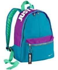 NIKE2 Dětský batoh Nike Classic UNIVERZÁLNÍ MODRÁ - FIALOVÁ