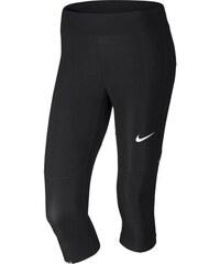 NIKE2 Dámské 3/4 kalhoty Nike Filament Capri L ČERNÁ