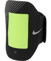NIKE2 Pouzdro Nike E1 Prime Performance Arm Band UNIVERZÁLNÍ ČERNÁ - SVĚTLE ZEL