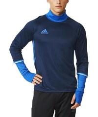 Dětské triko Adidas Condivo 16 Training dl.r. 140 TMAVĚ MODRÁ - MODR