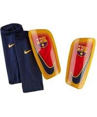 NIKE2 Chrániče Nike Mercurial Lite FC Barcelona M ZLATÁ - TMAVĚ MODR