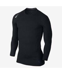 NIKE2 Termo triko Nike Pro Warm Compression Crew dl.r. S ČERNÁ