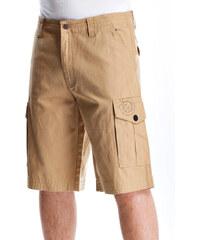 Kraťasy Meatfly Icon 16 Shorts E-Sand