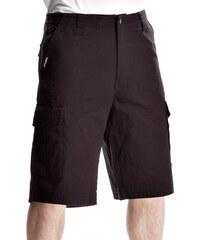 Kraťasy Meatfly Icon 16 Shorts A-Black