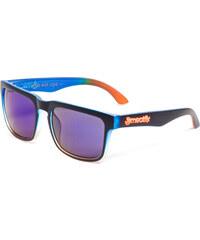 Sluneční Brýle Meatfly Sunrise Sunglasses 16 D-Blue/Orange