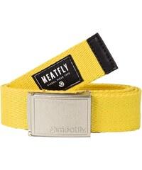 Pásek Meatfly Anniversary 15 E-Yellow