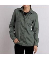 Košile Vans Top Rank W Army Green