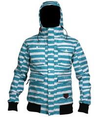 Pánská Bunda Meatfly Norton 12/13 Blue Stripes B