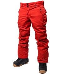 Dámské Kalhoty Meatfly Gemini 12/13 Red E