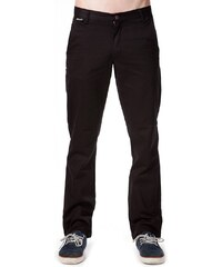 Pánské Kalhoty Meatfly Chino Spring 2014 M A - Black