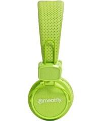Sluchátka Meatfly Sambora B - Neon Green