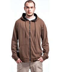 Mikina Meatfly Domain A-Brown