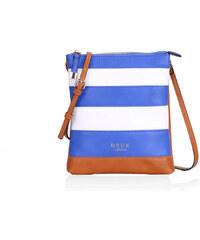 Modro-bílá kabelka DSUK Jerry