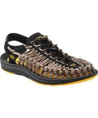 Pánské outdoorové sandále KEEN UNEEK 8MM CAMO M YELLOW/CAMO