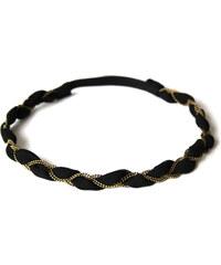 Sage et Sauvage Headband - EVE - noir
