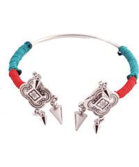 Tamarzizt Bracelet - GAIA - argent/rouge