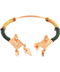 Tamarzizt Bracelet - GAIA - Bronze/Vert