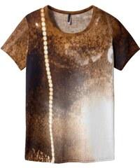 Boys don't cry T-Shirt en Coton Imprimé Clarke