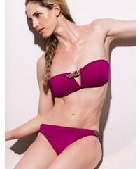 Jog Swimwear Bikini en Microfibre Fuschia Sumatra