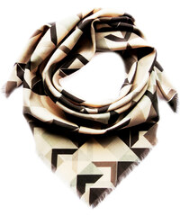 Claire Gaudion Foulard laine fine - Oyster Point
