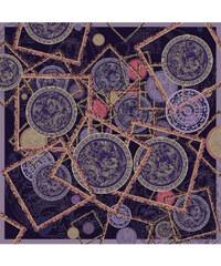 SEFHYIR Foulard - FLEEING DRAGON - Violet