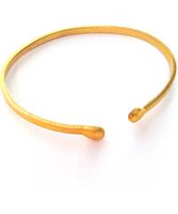 Tilly Doro Bracelet en Laiton Skinny