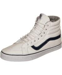 Große Größen: VANS Sk8-Hi Reissue Sneaker, weiß / blau, Gr.8.5 US - 41.0 EU-8.5 US - 41.0 EU