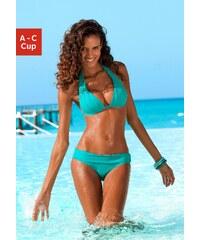 Große Größen: Triangel-Bikini, LASCANA, türkis, Gr.34-42