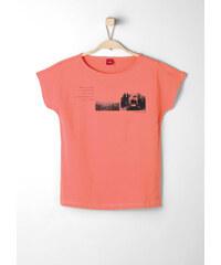 s.Oliver T-Shirt mit Poem-Print