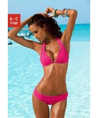 Große Größen: Triangel-Bikini, LASCANA, pink, Gr.34-40
