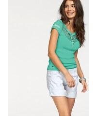 Große Größen: KangaROOS T-Shirt, mint, Gr.32/34 (XS)-44/46 (L)