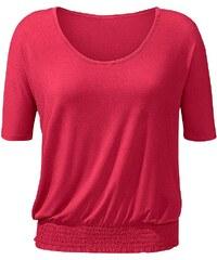 Große Größen: LASCANA Shirt, 1x pink, Gr.32/34-44/46