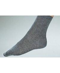 Große Größen: Socken, Rogo (2 Paar), grau, Gr.1 (35/36)-6 (45/46)
