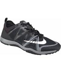 Große Größen: Nike Free Cross Compete Wmns Fitnessschuh, Schwarz-Weiß, Gr.36-43