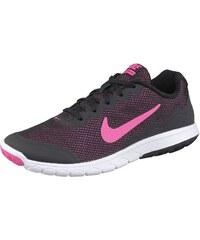 Große Größen: Nike Flex Experience RN 4 Laufschuh, Schwarz-Neon-Pink, Gr.36-38