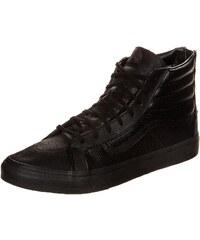 Große Größen: VANS Sk8-Hi Slim Zip Sneaker, schwarz, Gr.4.5 US - 36.0 EU-6.5 US - 38.5 EU