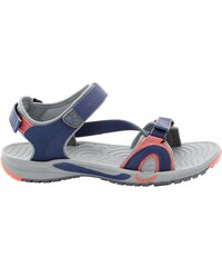 Große Größen: Jack Wolfskin Sandale »LAKEWOOD CRUISE SANDAL W«, blue indigo, Gr.UK 7 - EU 40,5-UK 3 - EU 35,5