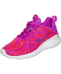 Große Größen: Nike Sportswear Kaishi 2.0 Jacquard Print Sneaker Damen, violett / orange, Gr.6.5 US - 37.5 EU-9.5 US - 41.0 EU