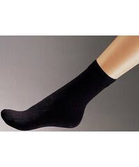 Große Größen: Socken, Rogo (2 Paar), schwarz, Gr.1 (35/36)-6 (45/46)