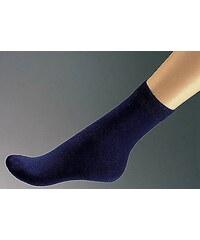 Große Größen: Socken, Rogo (2 Paar), marine, Gr.1 (35/36)-6 (45/46)