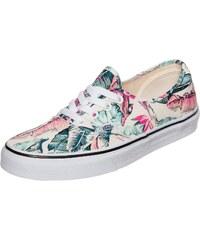 Große Größen: VANS Authentic Tropical Sneaker Damen, bunt / weiß, Gr.4.5 US - 36.0 EU-8.0 US - 40.5 EU