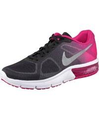 Große Größen: Nike CP Air Max Wmns Laufschuh, Schwarz-Pink, Gr.36-36