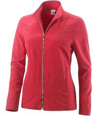 Große Größen: JOY sportswear Jacke »KATJA«, tango, Gr.38-48