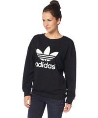 Große Größen: adidas Originals Sweatshirt, Schwarz, Gr.36-40