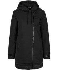 Große Größen: Nike Sportswear Uptown 3-In-1 Short Parka Winterjacke Damen, schwarz, Gr.XS - 32/34-S - 36/38