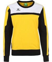 Große Größen: ERIMA 5-CUBES Sweatshirt Damen, gelb/schwarz/weiß, Gr.34-48