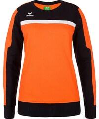 Große Größen: ERIMA 5-CUBES Sweatshirt Damen, orange/schwarz/weiß, Gr.34-48